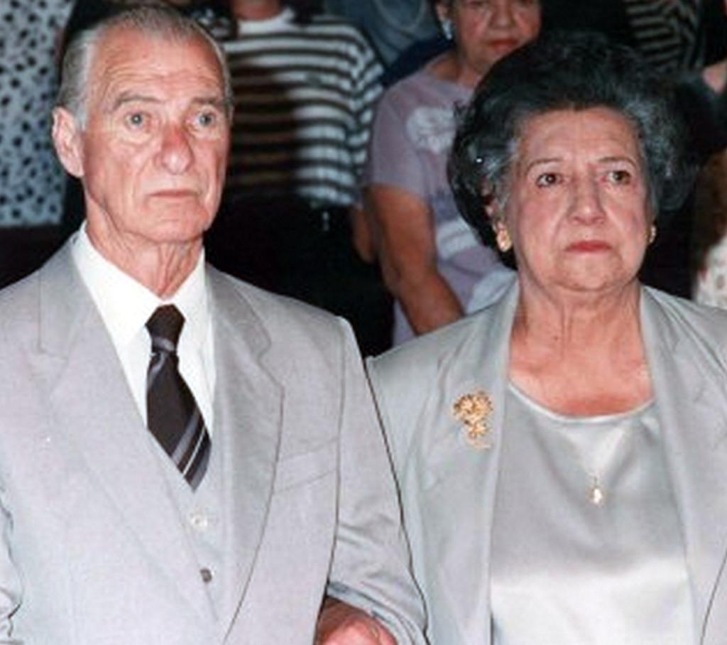 Oswaldo e Leta Bárbaro são homenageados no túnel da Ponte São João