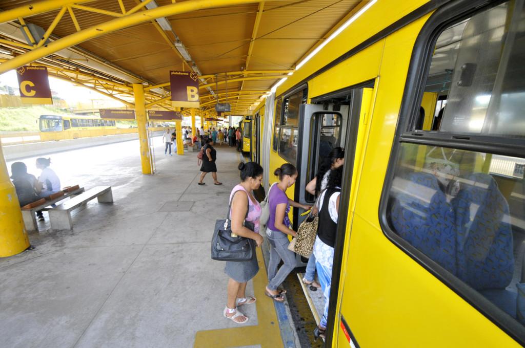 População terá horários especiais de ônibus no domingo