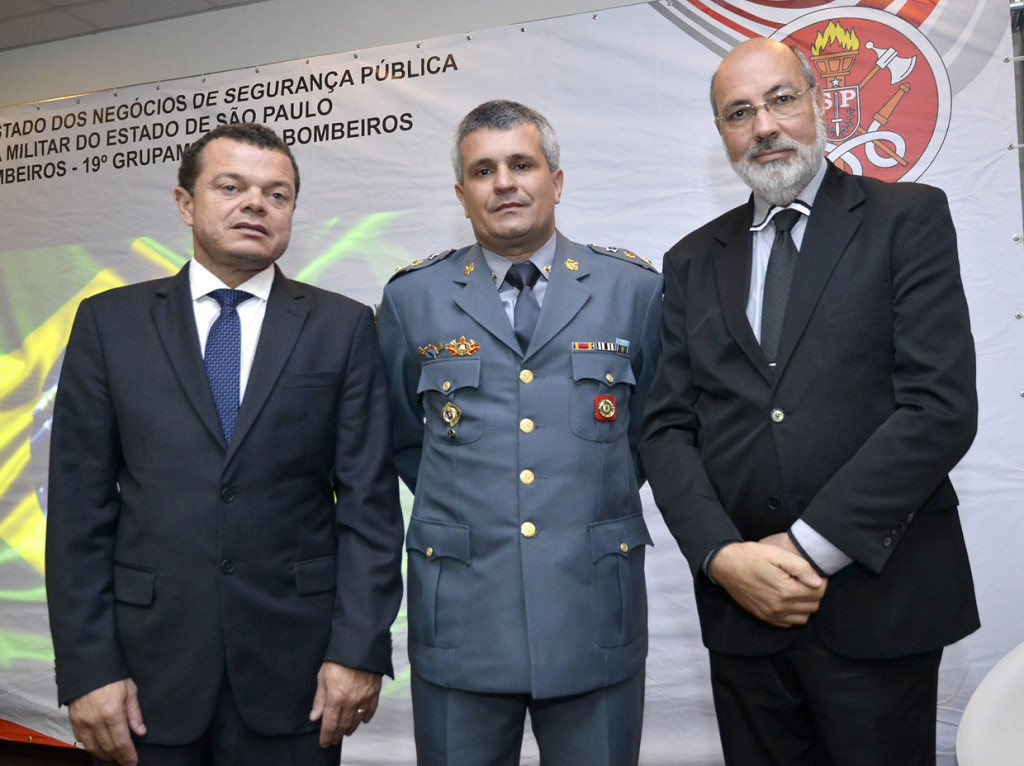 José Carlos Pires participou do evento