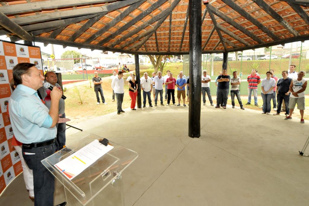 """Para Bigardi, a valorização dos espaços públicos é feita """"ouvindo"""" a comunidade"""