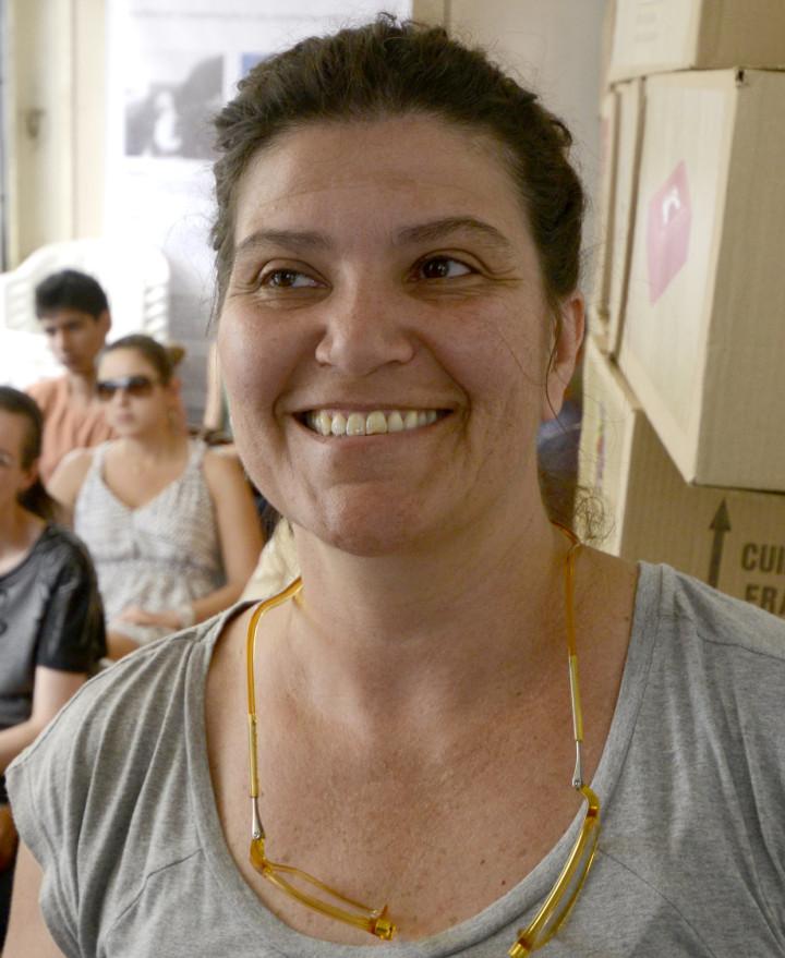 Magda explicou que tecnologia e técnicas tradicionais são o equilíbrio necessário no tema