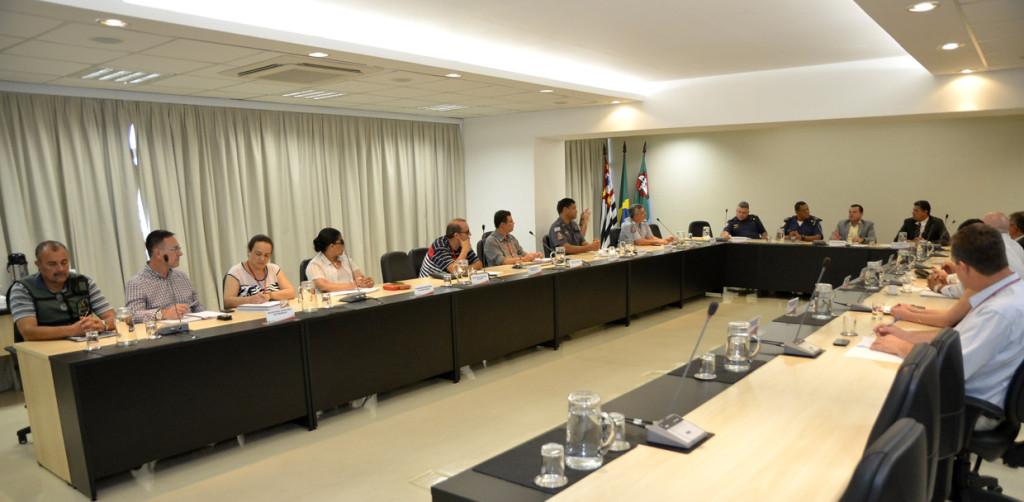 Ações foram apresentadas durante a reunião do GGIM