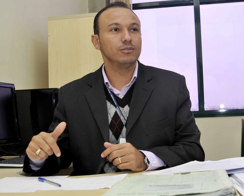 Adílton Garcia, diretor do Procon Jundiaí