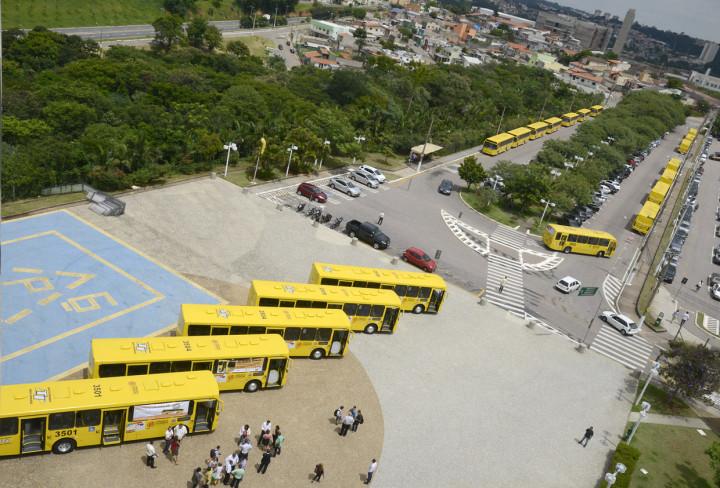 """Pedro Bigardi: """"Nenhuma cidade do Brasil conseguiu uma renovação de frota como Jundiaí."""""""
