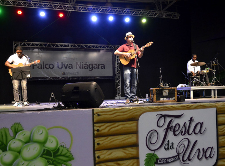 Nos palcos, a variedade da música mostrou sua harmonia