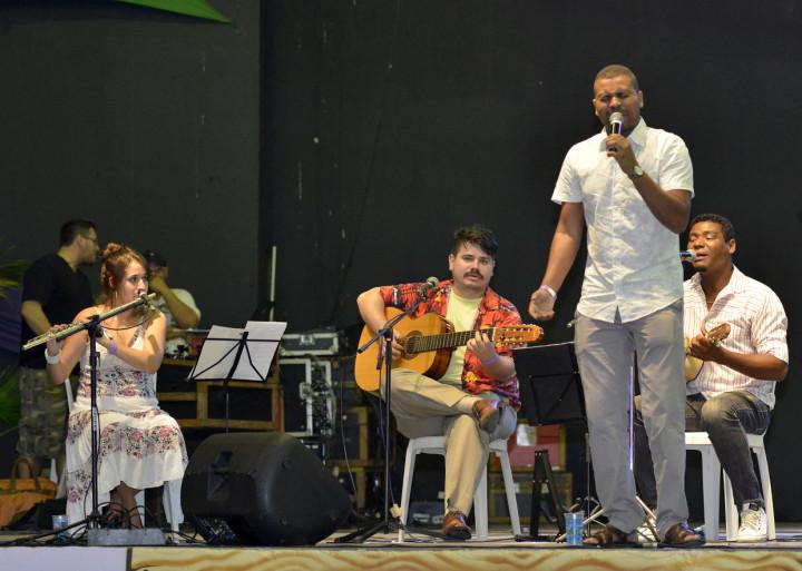 Grupo Casca Dura traz 'samba-choro' da melhor qualidade