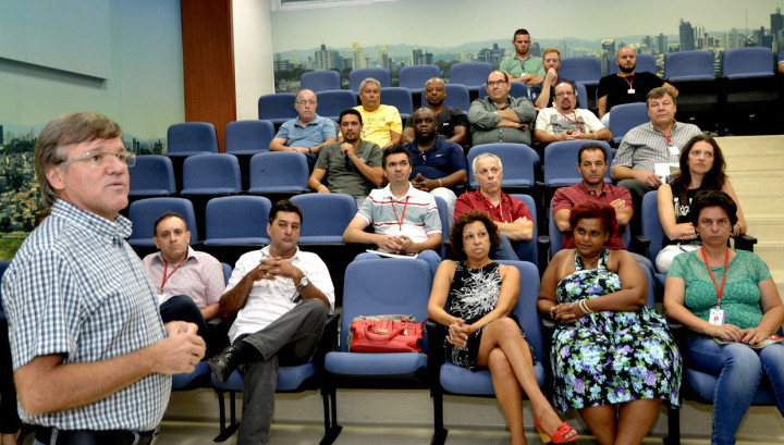 Equipe de Transportes têm conhecimento do projeto BRT