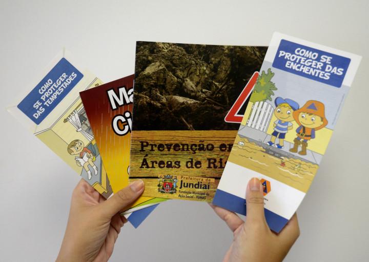 Panfletos serão entregues à população nas feiras livres