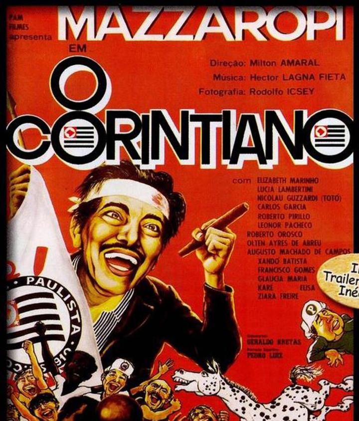 """O filme """"O Corintiano"""", de Mazzaropi, será exibido no curso de História do Cinema Brasileiro"""