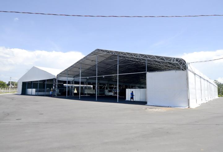 Praça de alimentação foi ampliada e contará com 4,2 mil m²