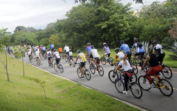Cena de passeio de bicicletas: grupo técnico quer ampliar condições