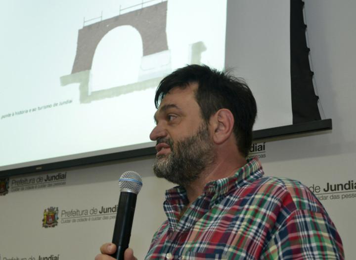 O especialista Toninho Sarasá é o convidado da palestra desta sexta
