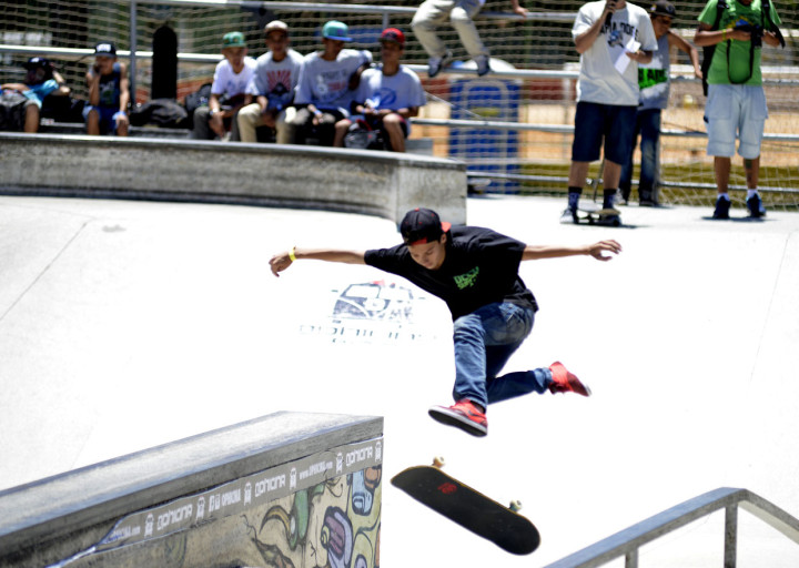 O Sororoca já é um ponto de encontro de skatistas na cidade