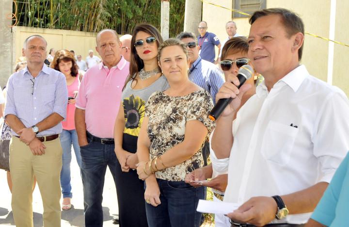 Prefeito Pedro Bigardi anunciou mais melhorias para região