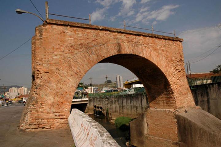 A Ponte Torta é referência para valorização do patrimônio em Jundiaí