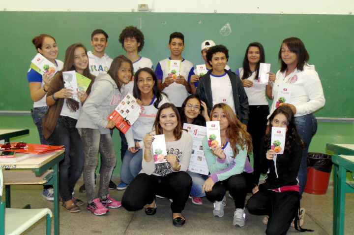 Jovens apoiam a iniciativa da Prefeitura