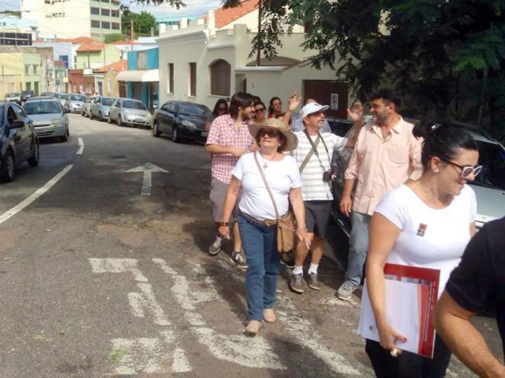 Antiga Rua Torta: caminho acessível ao Centro