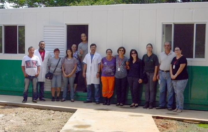 Daniela e equipe da Cobema: mais qualidade