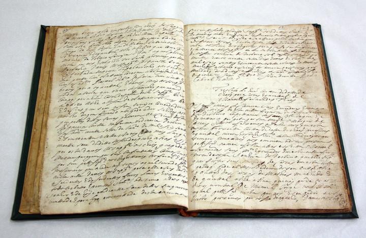 Memórias: 'Carta de Datas de 1657' é o documento mais antigo do acervo