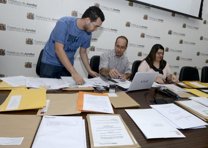 Recebimento das propostas no Iprejun