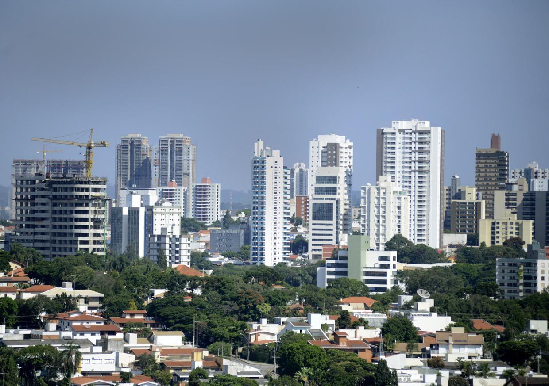Preocupação com a verticalização exagerada da cidade é recorrente
