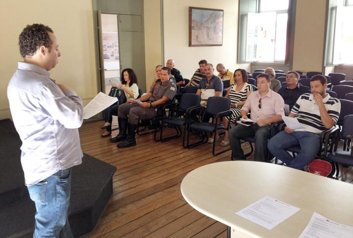 Preparativos 'Virada Jundiaí: Segurança, transporte, ambulatório e outros foram discutidos