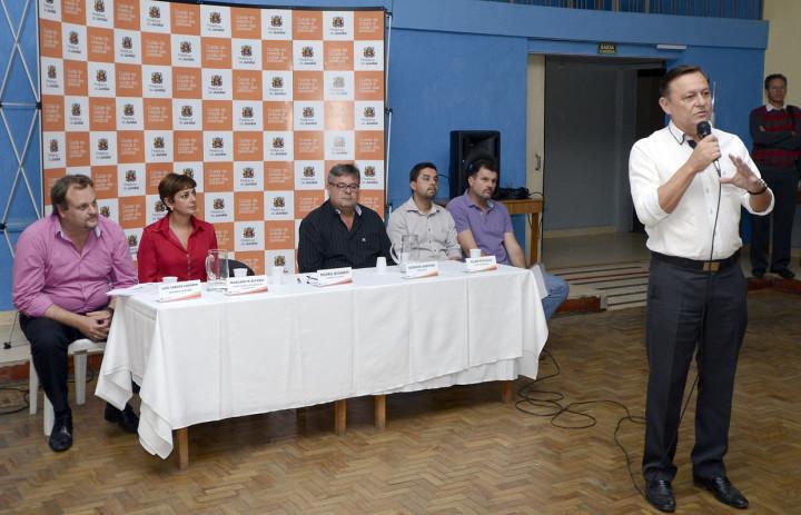 "Pedro Bigardi explicou sobre a UPA: ""Planejar o futuro"""
