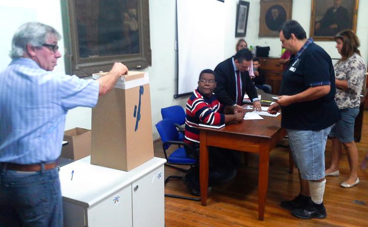 Eleição do Compac foi realizada no Complexo Fepasa