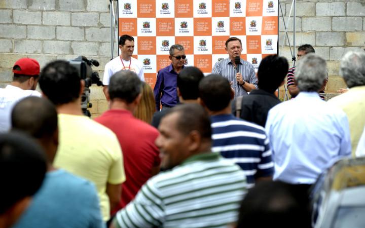 Prefeito Pedro Bigardi destaca mais uma conquista da comunidade da região
