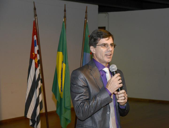 José Renato Polli, secretário de Educação: diálogo