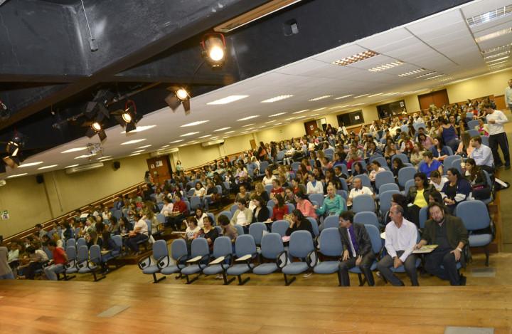 Público prestigiou evento na Unip