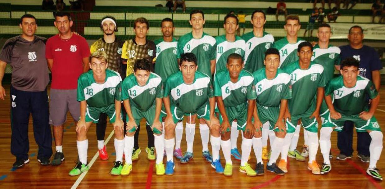 Futsal  categorias menores do São João garantem bons resultados ... 301f2adeac3b2