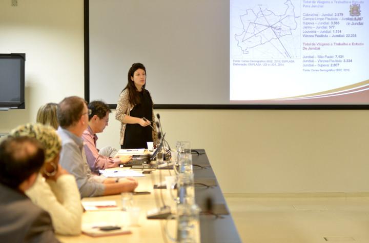 O formato do fórum foi apresentado a todos os gestores