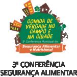 3ª Conferência de Segurança Alimentar