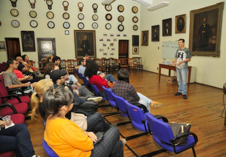 Encontro reuniu poder público e coletivos culturais e da juventude da cidade