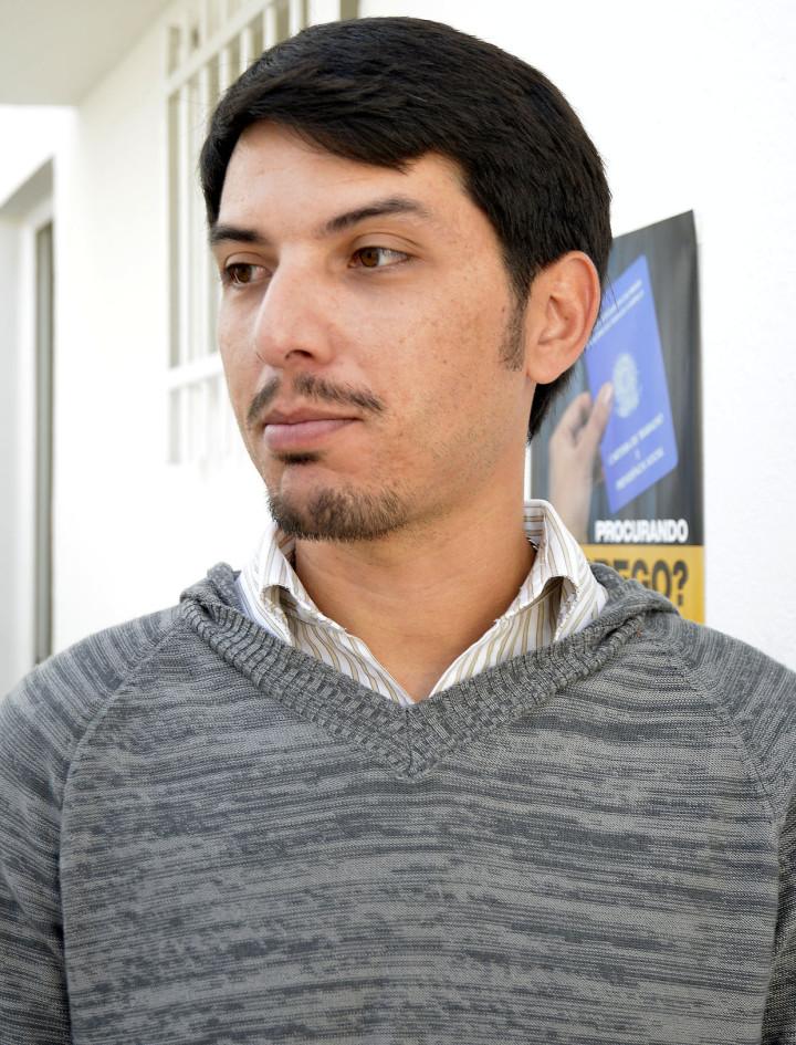 Luis Maia: recolocação no mercado de trabalho