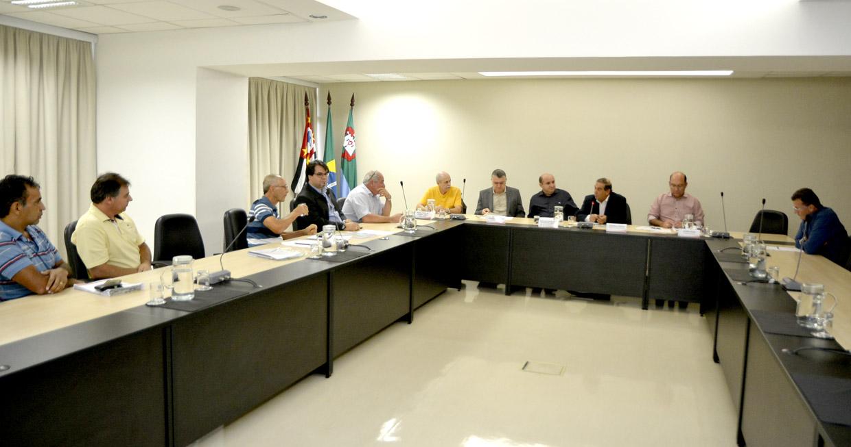 Reunião marca definição dos membros