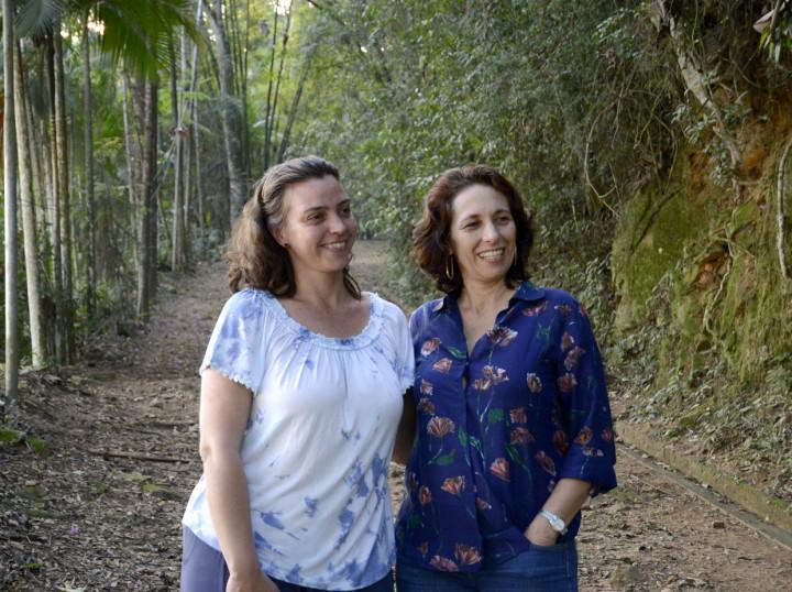 Claudete (com Débora Scarpinelli): Cream faz parte do circuito de quarta-feira
