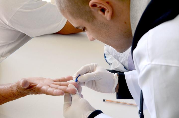 Serão oferecidos diversos exames gratuitos para a população