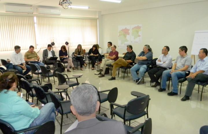 O encontro reuniu boa parcela do setor imobiliário da cidade