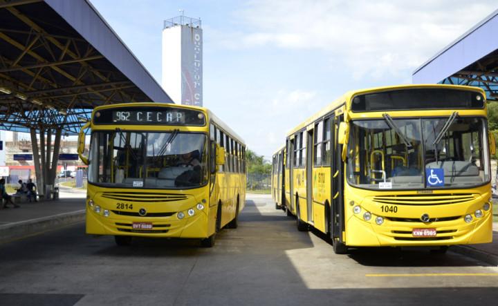 Ônibus vão atender as pessoas com deficiência