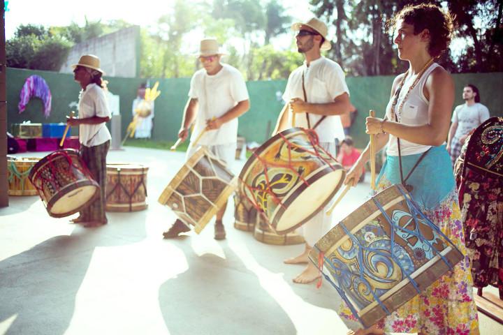 Tambores de Inkice é outra atração