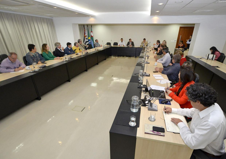 Os conselheiros apontaram a importância do processo participativo no Plano Diretor