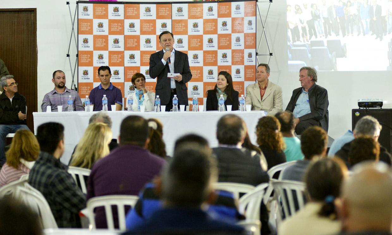 Para prefeito Pedro Bigardi, regularização é conquista dos moradores