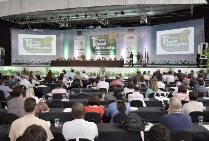 Evento, já em sua 3ª edição, vai reunir profissionais de diversas áreas para discutir resíduos sólidos