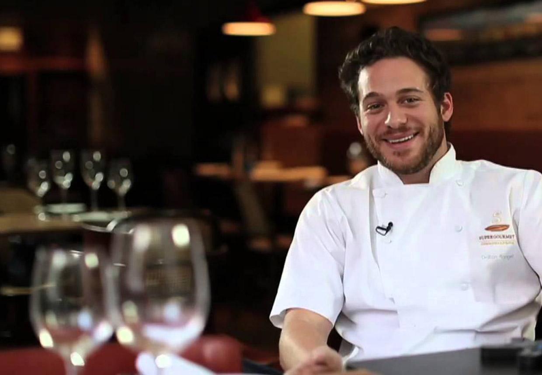 O chef Dalton Rangel é o convidado do evento no Senac Jundiaí
