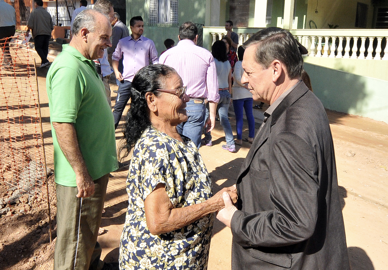 Bigardi atende demanda antiga dos moradores do Santa Adélia