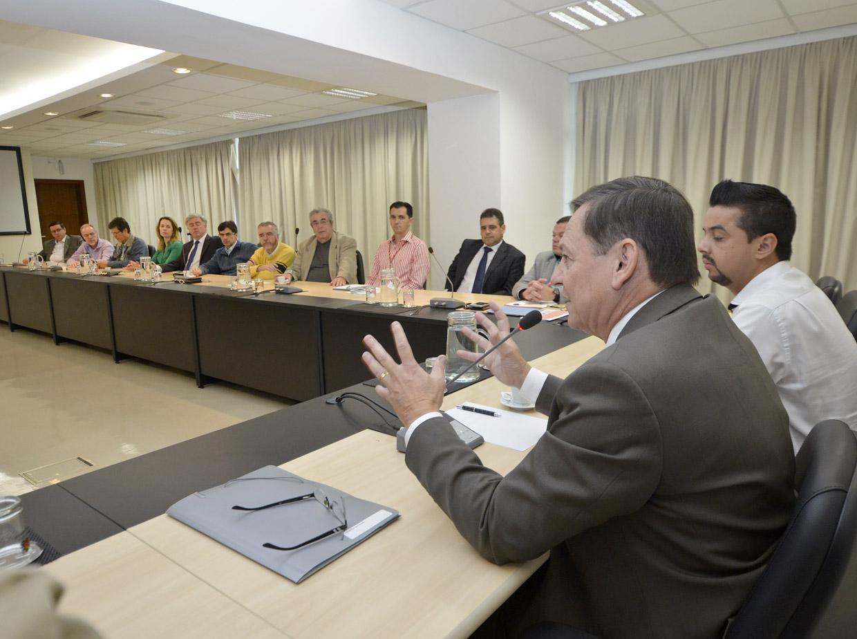 O prefeito Pedro Bigardi destacou os avanços estruturais em diversas áreas