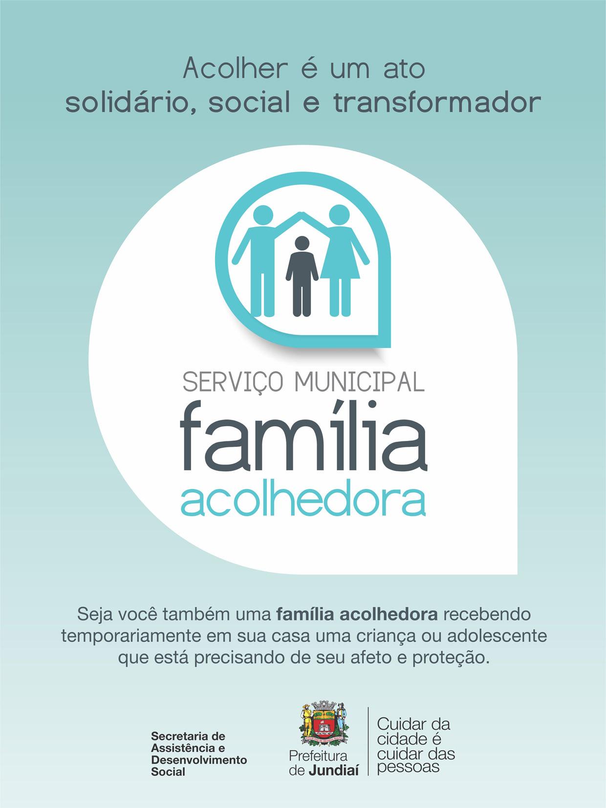 Capacitações para famílias interessadas no serviço estão marcadas para 25 de julho e 8 de agosto