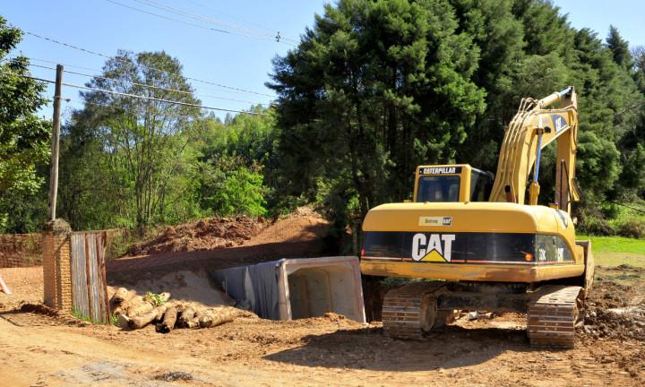 Obras estão na fase final e trânsito será liberado no fim de semana